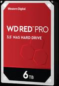 WD Red Pro WD6003FFBX 6TB