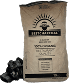 Best Charcoal Birch/Oak 10 kg