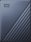 WD My Passport Ultra 2TB Blue