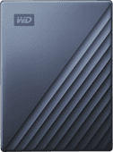 WD My Passport Ultra 4TB Blue