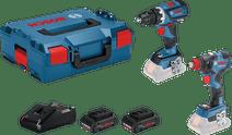Bosch GSR 18V-60 C + GDX 18V-200 C Combiset