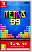 Tetris 99 + Nintendo Switch Online