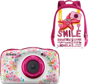 Nikon Coolpix W150 Backpack Kit Flower