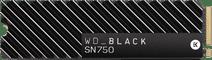 WD Black SN750 1TB (Plus Heatsink)