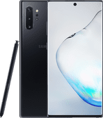 Samsung Galaxy Note 10 Plus 512GB Zwart