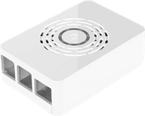 Multicomp Pro Raspberry Pi 4 casing - Power button - White