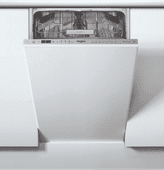 Whirlpool WSIO 3T223 PE X / Built-in / Fully integrated / Niche height 82 - 90cm