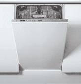 Whirlpool WSIO 3T223 PE X  / Inbouw / Volledig geïntegreerd / Nishoogte 82 - 90 cm