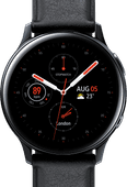 Samsung Galaxy Watch Active2 Black 40mm Stainless Steel