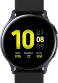 Samsung Galaxy Watch Active2 Black 40mm Aluminum