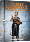Smokey Goodness 3 - Het Bigger, Better BBQ Boek