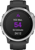 Garmin Fenix 6S - Zwart - 42 mm