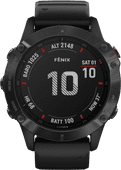 Garmin Fenix 6X Pro - Black - 51mm