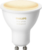 Philips Hue White Ambiance GU10 Single Pack Bluetooth
