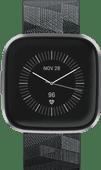 Fitbit Versa 2 Speciale Editie Donkergrijs