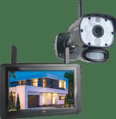 Elro CZ60RIPS Color Night Vision Camera Set