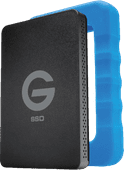 G-Technology G-Drive and RaW SSD 2TB