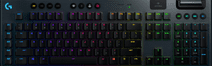 Logitech G915 Lightspeed Wireless RGB Mechanical Gaming Keyboard GL Tactile QWERTY
