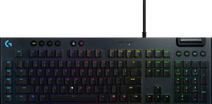 Logitech G815 Lightsync RGB Mechanical Gaming Keyboard GL Tactile QWERTY
