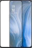 Azuri Rinox Oppo Reno Screen Protector Tempered Glass Black
