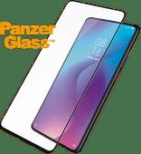 PanzerGlass Case Friendly Xiaomi Mi 9T Screenprotector Glas Zwart