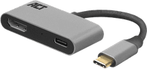 ACT USB-C naar HDMI adapter met power delivery