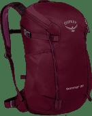 Osprey Skimmer Plum Red 20L