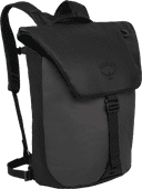 "Osprey Transporter Flap 15"" Black 20L"