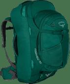 Osprey Fairview 70L Rainforest Green - Slim Fit