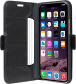 Dbramante1928 Copenhagen Apple iPhone 11 Pro Book Case Leather Black