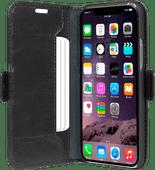 Dbramante1928 Copenhagen Apple iPhone 11 Pro Max Book Case Black