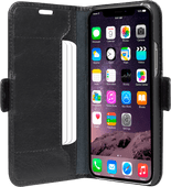 Dbramante1928 Copenhagen Apple iPhone 11 Book Case Leather Black