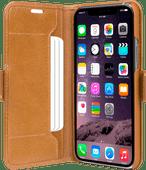 Dbramante1928 Copenhagen Apple iPhone 11 Book Case Leather Brown