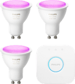 Philips Hue White & Colour Starter Pack GU10