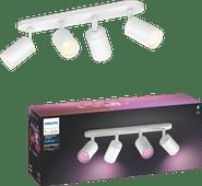 Philips Hue Fugato 4-Spot White & Color Bluetooth white
