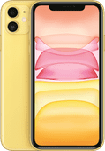 Apple iPhone 11 256 GB Geel