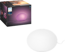 Philips Hue Flourish Tafellamp White & Colour Wit