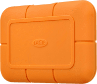 LaCie Rugged USB-C SSD 500GB