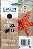 Epson 603XL Cartridge Zwart