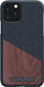 Nordic Elements Frejr Apple iPhone 11 Pro Back Cover Grijs/Hout