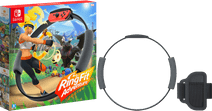 Ring Fit Adventure Switch + Ring-Con