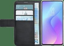 Azuri Wallet Xiaomi Mi 9T Book Case Black