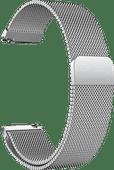 Just in Case Samsung Galaxy Watch Active Mesh Strap Gray 20mm