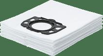 Karcher Stofzakken WD 4, 5 & 6 (4 stuks)