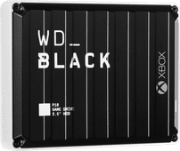 WD Black P10 Game Drive for X-Box 4TB