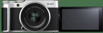 Fujifilm X-A7 + XC 15-45 OIS PZ Zilver