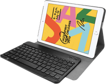 Just in Case Premium Apple iPad (2020)/(2019) Bluetooth Keyboard Cover QWERTY Black