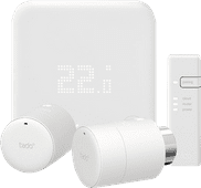 Tado Smart Thermostat V3+ Starter Pack + 2 Radiator Knobs