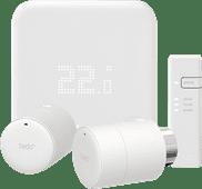 Tado Slimme Thermostaat V3+ startpakket + 2 radiatorknoppen