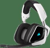 Corsair Void RGB Elite Draadloze Gaming Headset PC/PS4/PS5 Zwart/Wit